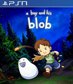 A Boy and His Blob ps3