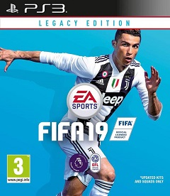 FIFA 19: Legacy Edition ps3