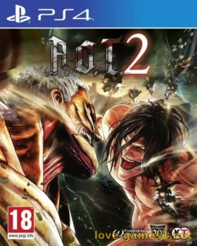 [PS4] A.O.T. 2 / Attack on Titan 2 [EUR/ENG] (CUSA08948)
