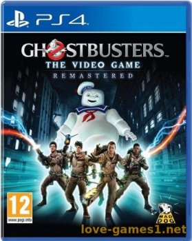 [PS4] Ghostbusters: The Video Game Remastered (CUSA15493)