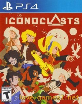 [PS4] Iconoclasts (CUSA09325)