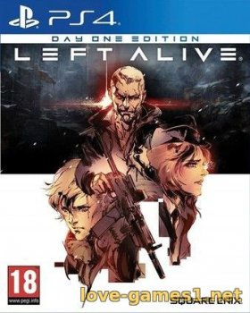 [PS4] LEFT ALIVE DAY ONE EDITION (CUSA11229)