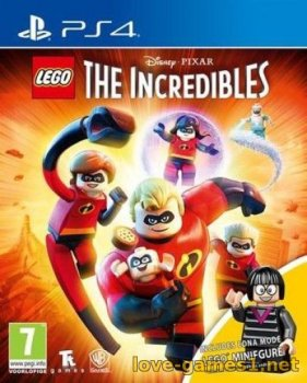 [PS4] LEGO The Incredibles (CUSA09897)