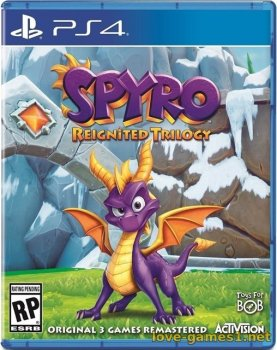 [PS4] Spyro Reignited Trilogy [1.03] (CUSA12125)