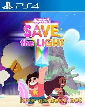 [PS4] Steven Universe Save The Light (CUSA09480)