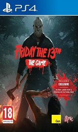 [PS4] Friday the 13th: The Game [USA/RUS]