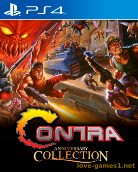 [PS4] Contra Anniversary Collection (CUSA15488)