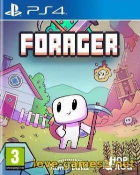 [PS4] Forager (CUSA13959)
