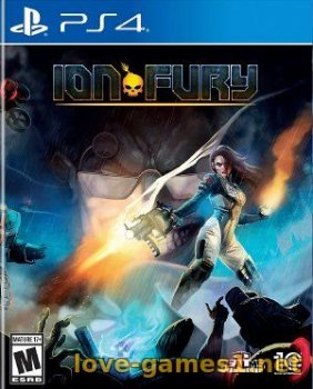 [PS4] Ion Fury (CUSA14704)
