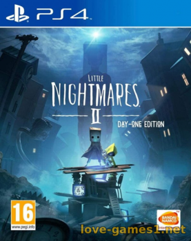 [PS4] Little Nightmares 2 (CUSA12779) [1.01]