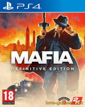 [PS4] Mafia Definitive Edition (CUSA18100)