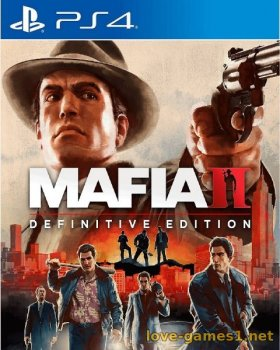 [PS4] Mafia II Definitive Edition (CUSA17761)