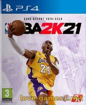 [PS4] NBA 2K21 (CUSA19447)