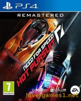 [PS4] Need for Speed Hot Pursuit Remastered (CUSA23265)