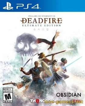 [PS4] Pillars of Eternity II Deadfire Ultimate Edition (CUSA13480)