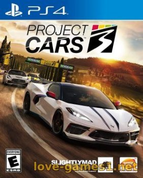 [PS4] Project CARS 3 (CUSA16105)
