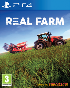 [PS4] Real Farm [EUR/RUS] (v1.00)