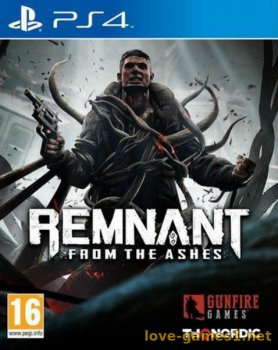 [PS4] Remnant From The Ashes (CUSA13830)