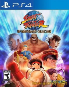 [PS4] Street Fighter 30th Anniversary Collection (CUSA07828)