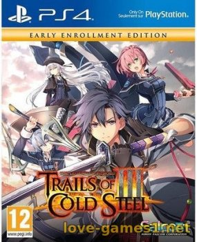 [PS4] The Legend of Heroes: Trails of Cold Steel III (CUSA15119)