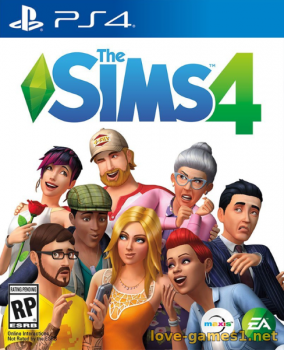 [PS4] The Sims 4 [EUR/RUS] (v1.05)