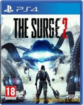 [PS4] The Surge 2 (CUSA12567)