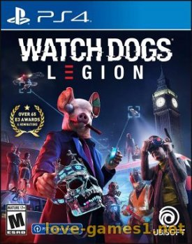 [PS4] Watch Dogs Legion (CUSA13115) (v1.02)
