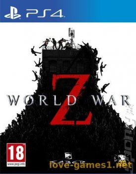 [PS4] World War Z (CUSA15496)
