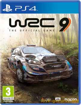 [PS4] WRC 9 FIA World Rally Championship (CUSA19439)