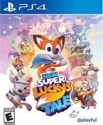 [PS4] New Super Lucky's Tale (CUSA20302)