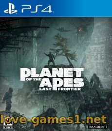 [PS4] Planet of the Apes Last Frontier (CUSA08951)