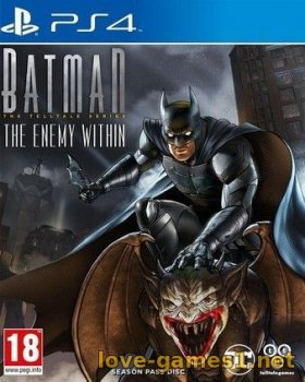 [PS4] Batman The Enemy Within (CUSA09155)