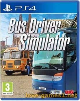 [PS4] Bus Driver Simulator