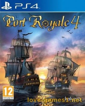 [PS4] Port Royale 4 (CUSA17475)