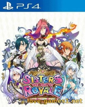 [PS4] Sisters Royale (CUSA17900)