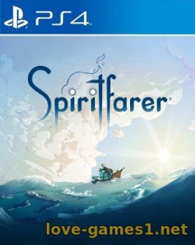 [PS4] Spiritfarer (CUSA20160)