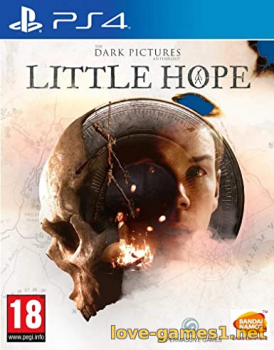[PS4] The Dark Pictures Anthology Little Hope (CUSA17885) [Fix 5.05 / 6.72]