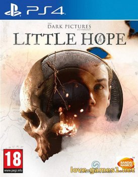 [PS4] The Dark Pictures Anthology Little Hope (CUSA18028)
