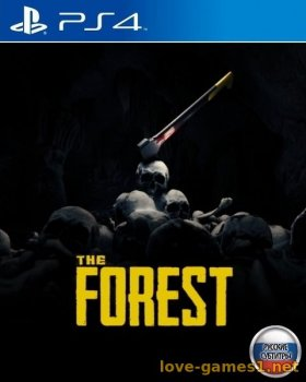 [PS4] The Forest (CUSA12398) [Repack]