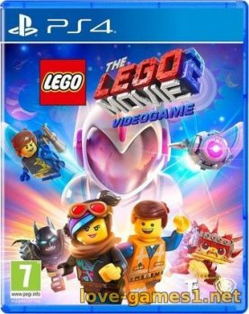 [PS4] The LEGO Movie 2 Videogame