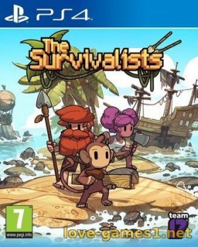 [PS4] The Survivalists (CUSA16146)