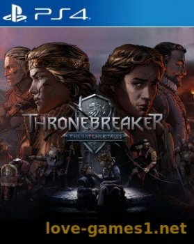 [PS4] Thronebreaker The Witcher Tales (CUSA13478)