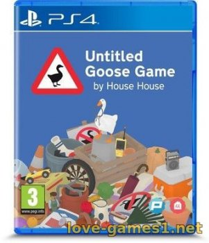 [PS4] Untitled Goose Game (CUSA23079)