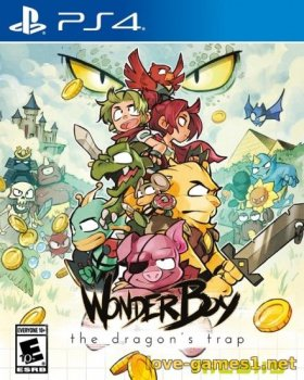 [PS4] Wonder Boy The Dragons Trap