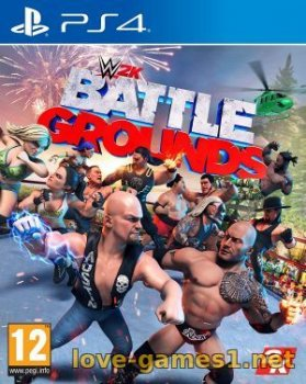 [PS4] WWE 2K Battlegrounds (CUSA16767)