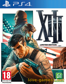 [PS4] XIII Remake (CUSA19096)