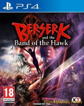 [PS4] BERSERK and the Band of the Hawk (CUSA07478)