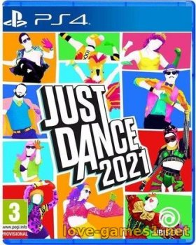[PS4] Just Dance 2021 (CUSA19596)