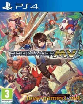 [PS4] RPG Maker MV (CUSA14388)