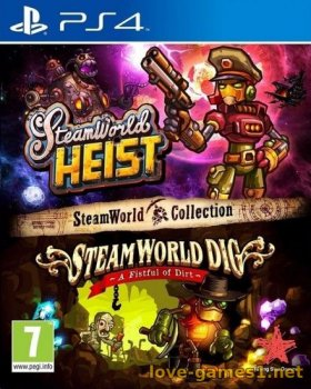 [PS4] SteamWorld Collection (SteamWorld Dig + Heist) (CUSA06067)